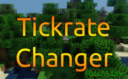 Мод TickrateChanger 1.9
