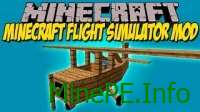Мод Flight Simulator 1.9