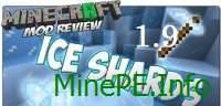 Мод Ice Shards 1.9
