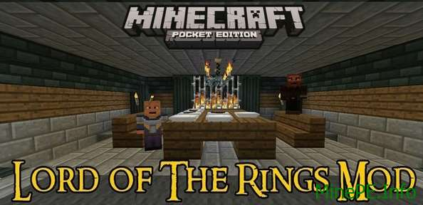 Мод The Lord of the Rings 0.14.0