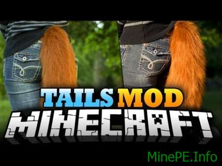 Мод Tails 1.9