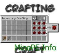 Мод Crafting Craft 1.9