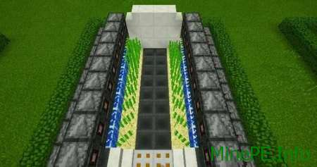 Карта 5 Useful Observer Creatiobs для Minecraft PE 0.15.4/0.15.3 /0.15.2 /0.15.1/0.15.0