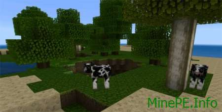 Текстуры The End is Extremely Nigh для Minecraft PE 0.15.9, 0.15.7, 0.15.6, 0.15.4