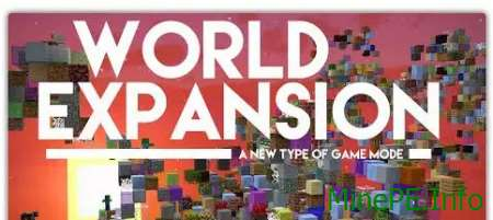 Карта World Expansion 1.10.3, 1.10.2, 1.10.1, 1.10.0