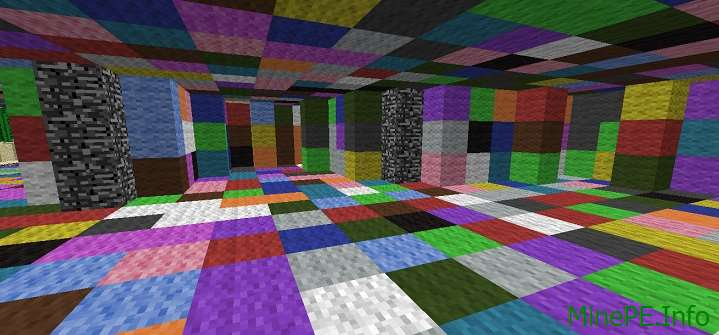 Карта The Maze World 1.10.2