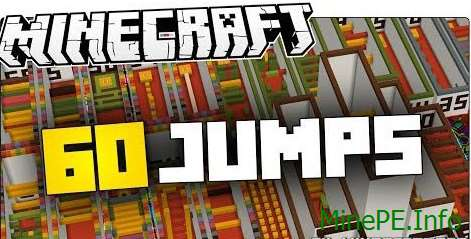 Карта 60 Jumps Parkour 1.10.2