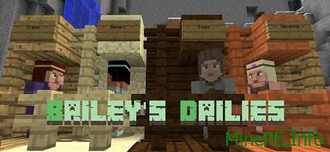 Мод Bailey's Dailies 1.9.4, 1.9.2
