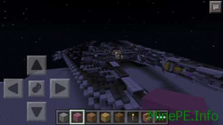 Карта Star Wars Vehicle  0.16.0