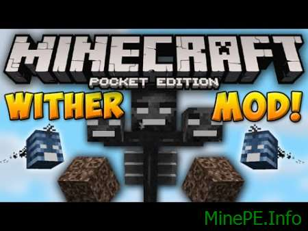 Мод Wither God 0.16.0