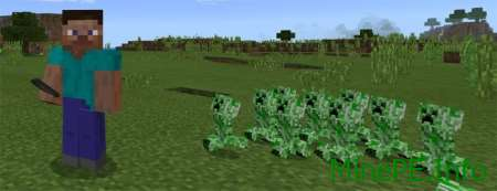 Mutant Creeper Addon 0.17.0