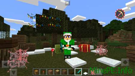 Текстуры Christmas Additions 1.0.0