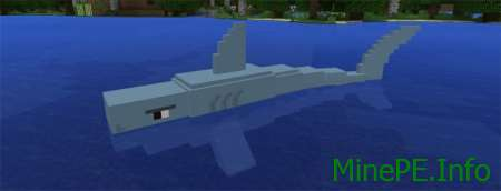 Аддон Jaws and Megalodon 1.0.0 (0.16.0, 0.17.0)
