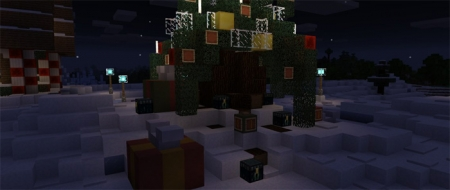Карта Gingerbread House 1.0.0 (0.16.0, 0.17.0)