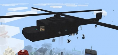 Аддон Helicopter Addon 1.0.0 (0.16.0, 0.17.0)