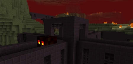 Текстуры The Nether and the End Switched Texture Pack 1.0.0 (0.16.0, 0.17.0)