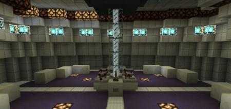 Карта The TARDIS (Creation) 1.0.0 (0.16.0, 0.17.0)