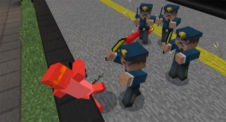Аддон GTA Street Wars Addon 1.0.0 (0.16.0, 0.17.0)