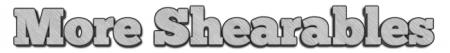 Мод More Shearables на Майнкрафт 1.7 на мобов
