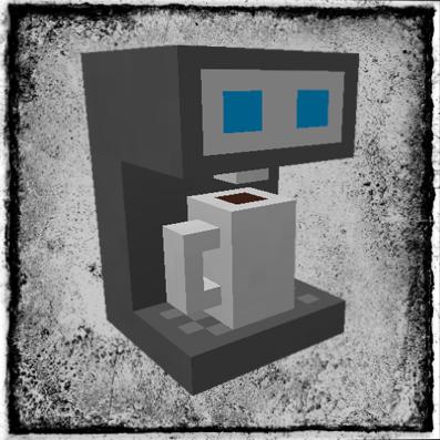 Мод Coffee Spawner на Майнкрафт 1.10 на машины