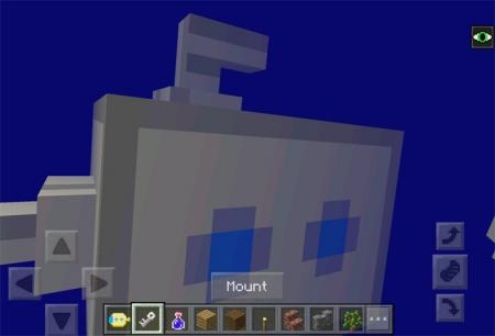 Аддон Mine-Submarine Add-on 1.0