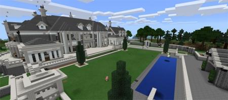 Карта The Alpine Mansion (Creation) 1.0.0 (0.16.0, 0.17.0)