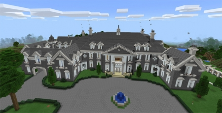 Карта The Alpine Mansion (Creation) 1.0.0 (0.16.0, 0.17.0)