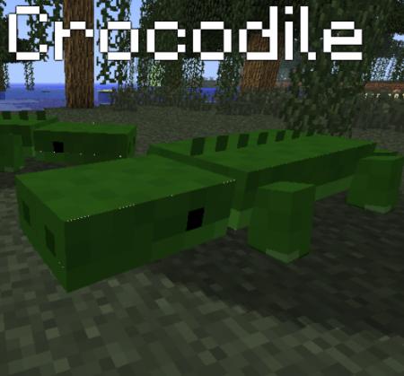 Мод Reptile на Майнкрафт 1.10 на мобов