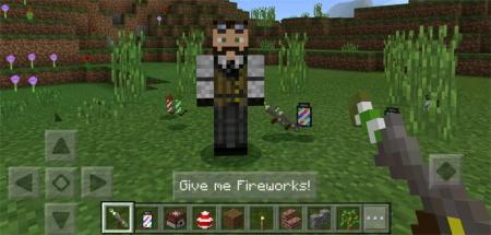 Аддон Fireworks Addon 1.0.0 (0.16.0, 0.17.0)