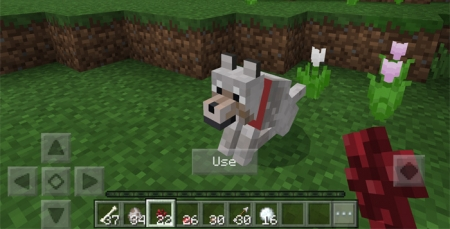 My Wolf Add-on 1.0.0 (0.16.0, 0.17.0)