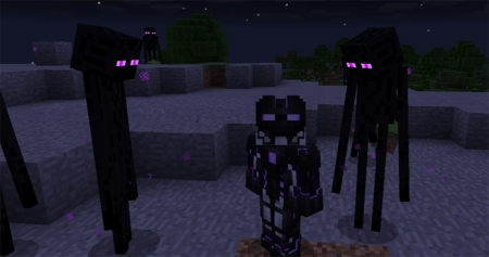 Мод You Are The Enderman 1.0.4, 1.0.0