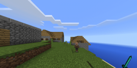 Сид Остров деревня с кузницей 0.16.0, 0.17.0