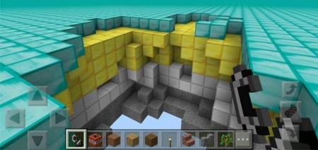 Мод Custom Flat Worlds Mod1.0.4, 1.0.3, 1.0.0