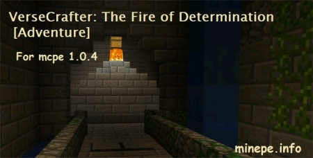 Карта VerseCrafter: The Fire of Determination 1.0.4, 1.0.3, 1.0.0
