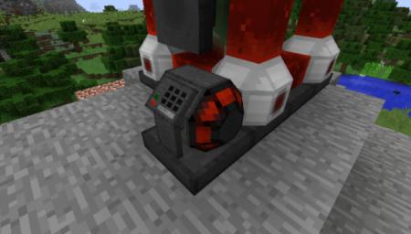 Мод Ender-Rift на Майнкрафт 1.11 на машины