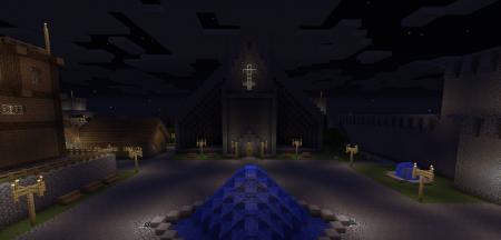 Карта Тень над королевством для Майнкрафт 1.7, 1.7.10 на прохождение