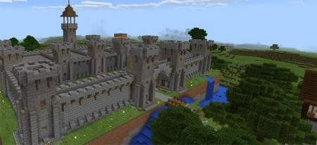 Карта Castle Adventure 1.0.0