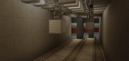 Карта The Subterranean Facility 1.0.4, 1.0.3, 1.0.0