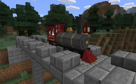 Аддон на поезд 1.0.6, 1.0.4, 1.0.0
