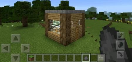 Карта SpawnEgg House (Creation) 1.0.6, 1.0.4, 1.0.0