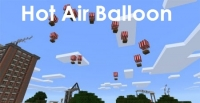 Мод Hot Air Balloon 1.0.6, 1.0.4, 1.0.0