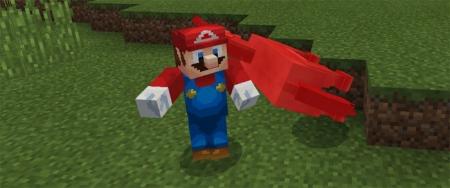 Мод Супер Марио 1.0.6, 1.0.4, 1.0.0