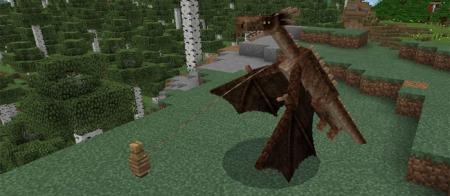 Мод на Драконов 1.0.6, 1.0.4, 1.0.0