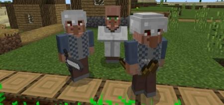Аддон Village Guards Addon 1.0.6, 1.0.4, 1.0.0
