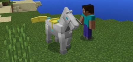 Аддон Robot Horse 1.0.6, 1.0.4, 1.0.0