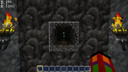 Карта Corridor of Death для Майнкрафт 1.7, 1.7.2, 1.7.10