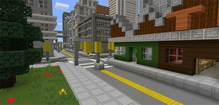 Текстуры Paper Cut-Out Texture Pack [16×16] 1.0.6, 1.0.4, 1.0.0