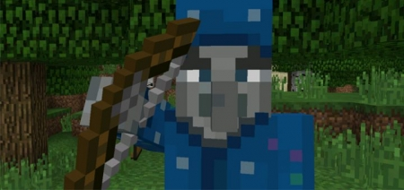 Аддон Illusionist для Minecraft Pocket Edition