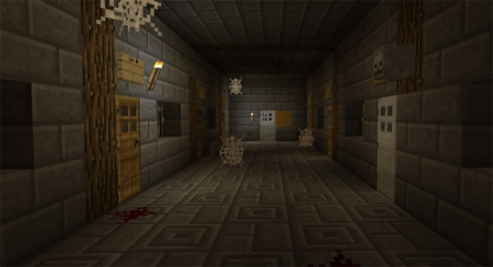 Карта Sarah's Curse Adventure Horror 1.0.7, 1.0.6, 1.0.0