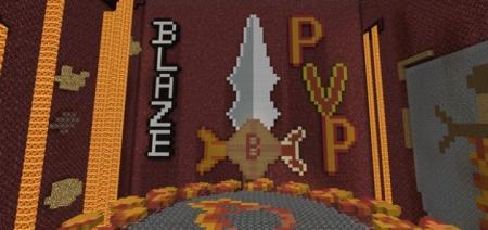 Карта Blaze PvP Arena (PvP) 1.0.7, 1.0.6, 1.0.0